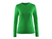 Craft Mind LS Tee women craft green s