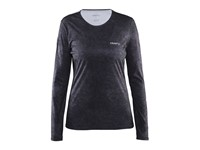 Craft Mind LS Tee women p line black xs