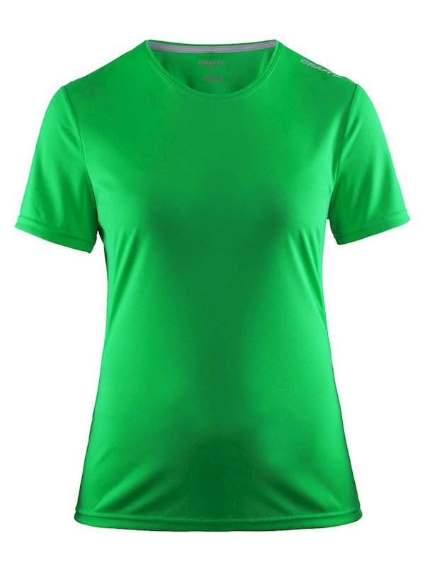 Craft Mind SS Tee women craft green l