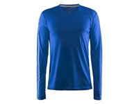 Craft Mind LS Tee men Swe. bleu xl