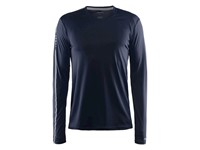Craft Mind LS Tee men navy l