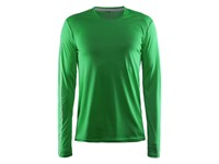 Craft Mind LS Tee men craft green m