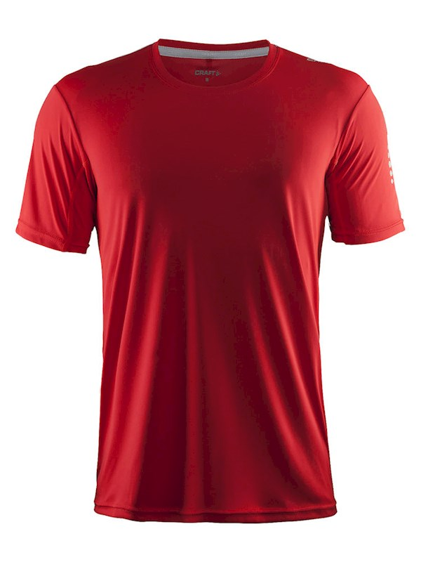 Craft Mind SS Tee men bright red l