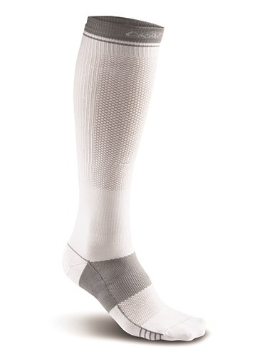 Craft Compression sock white m/41-44