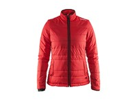 Craft Insulation Primaloft jacket women bright red xl