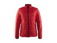 Craft Insulation Primaloft jacket men bright red s