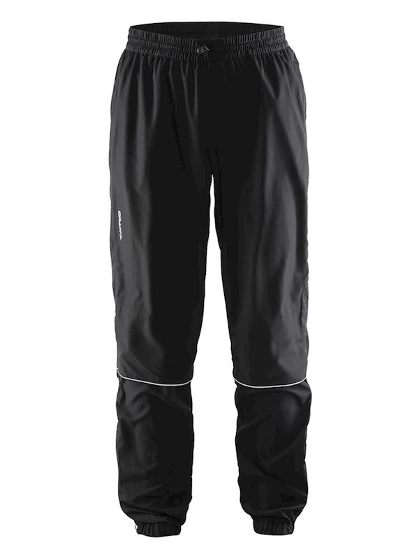 Craft Mind Blocked pants women black l