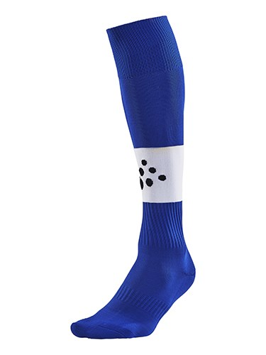 Craft Squad contrast sock royal/white 40/42