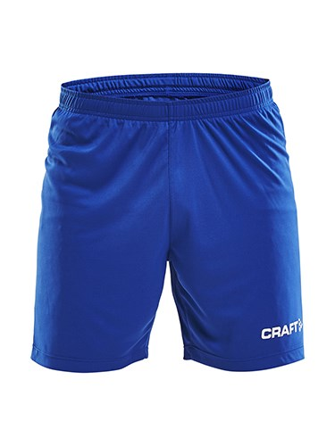 Craft Squad solid short jr royal blue 158/164