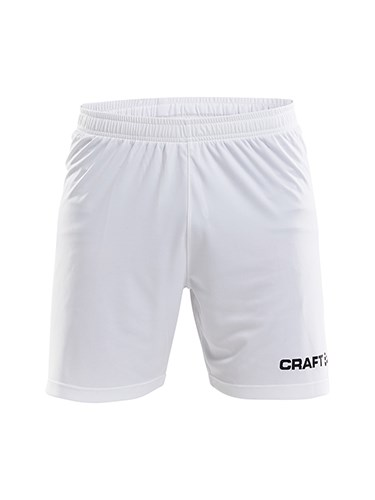 Craft Squad solid short jr white 158/164