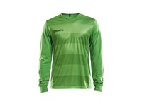 Craft Progress GK jersey LS men Cr.green-ton xs