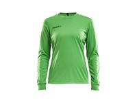 Craft Squad GK jersey LS wmn Craft green xs