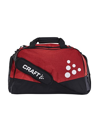 Craft Squad duffel medium 33L br. red/bla