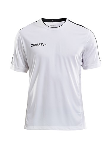 Craft Progress practise tee men white/black 3xl