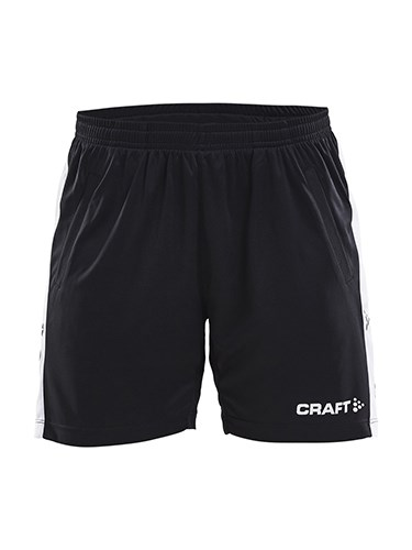 Craft Progress practise short wmn black/white l