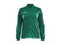 Craft Progress jacket wmn team gr/whi xl