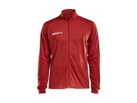 Craft Progress jacket jr br.red/white 134/140