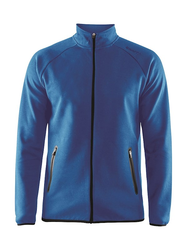 Craft Emotion full zip jacket men Swe. blue l