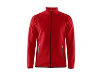 Craft Emotion full zip jacket men bright red l