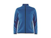 Craft Emotion full zip jacket wmn Swe. blue xxl