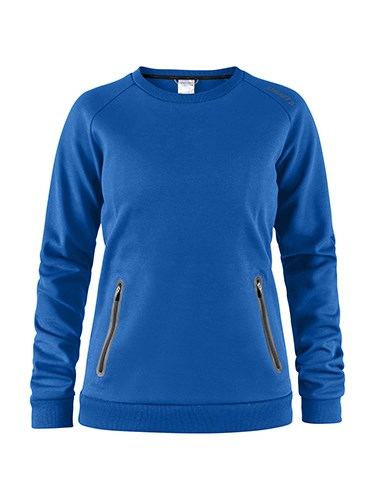 Craft Emotion crew sweatshirt wmn Swe. blue xxl