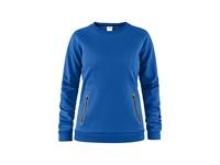Craft Emotion crew sweatshirt wmn Swe. blue l