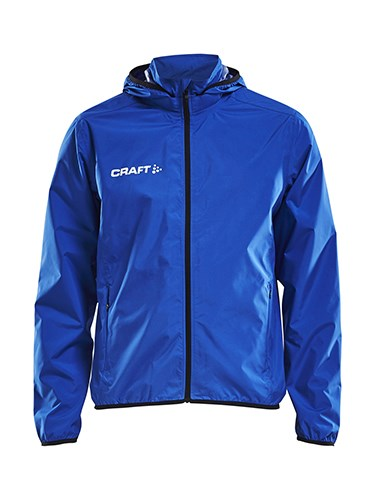 Craft Jacket rain men royal/black l