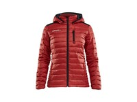 Craft Isolate jacket wmn br.red/black m