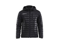 Craft Isolate jacket jr black 158/164