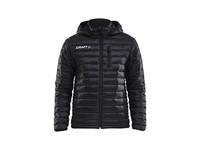 Craft Isolate jacket jr black 134/140