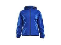 Craft Jacket rain wmn royal/black l