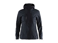 Craft Urban rain jacket wmn black m