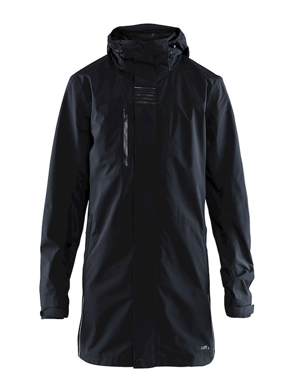 Craft Urban rain coat men black xxl