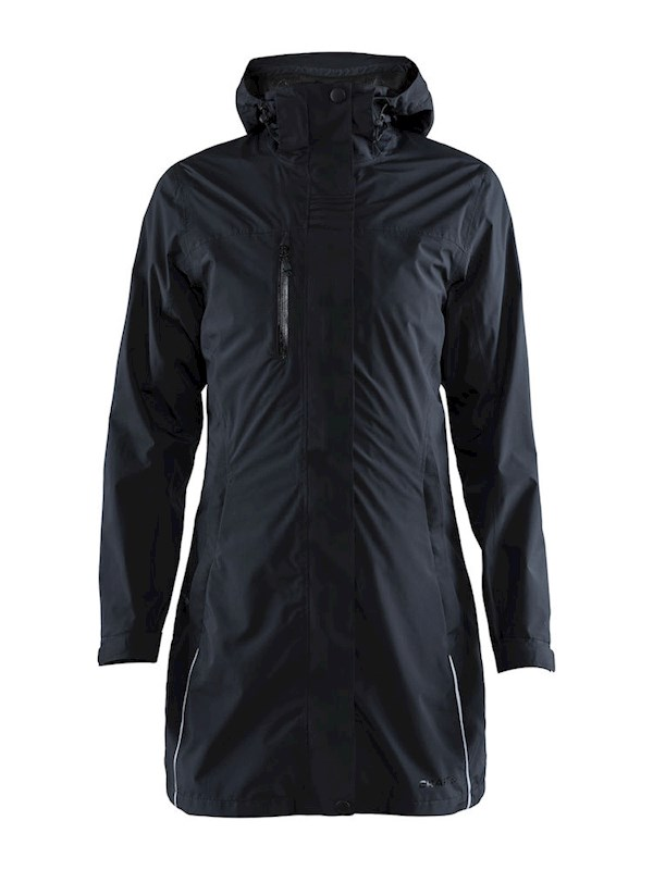 Craft Urban rain coat wmn black xxl