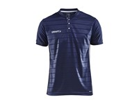 Craft Pro Control button jersey men navy/white l