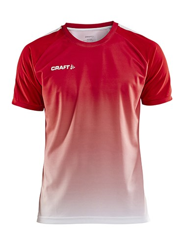 Craft Pro Control fade jersey men br.red/white 3xl