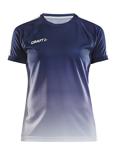 Craft Pro Control fade jersey wmn navy/white xl