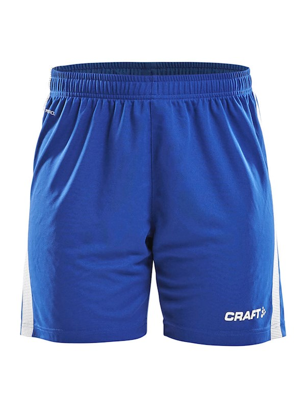 Craft Pro Control shorts wmn royal/white xs