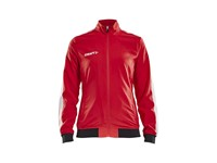 Craft Pro Control woven jacket wmn bright red s