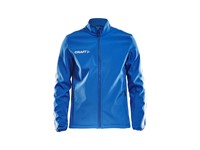 Craft Pro Control softshell jacket men royal blue 3xl
