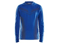 Craft Pro Control seamless jersey ls royal blue 146/152