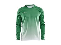 Craft Pro Control fade jersey ls men team gr/whi l