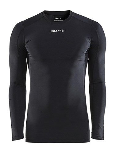 Craft Pro Control compression tee ls black l