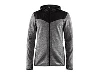 Craft Breakaway jersey jacket II men grey melange xl