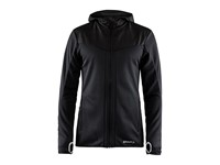 Craft Breakaway jersey jacket II men black/white 3xl