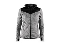 Craft Breakaway jersey jacket II wmn grey melange l
