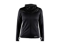 Craft Breakaway jersey jacket II wmn black/white xxl