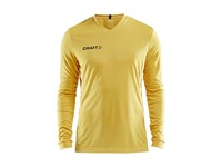 Craft Squad solid jersey LS men Swe. yellow 3xl