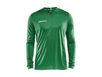 Craft Squad solid jersey LS men team green xxl