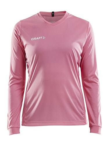 Craft Squad solid jersey LS wmn pop xl